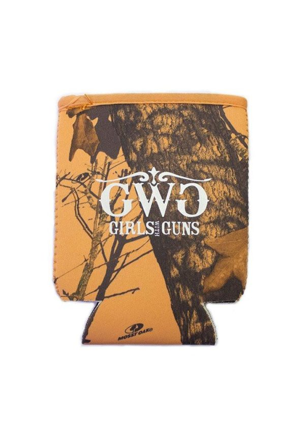 GWG Mossy Oak Blaze Koozie