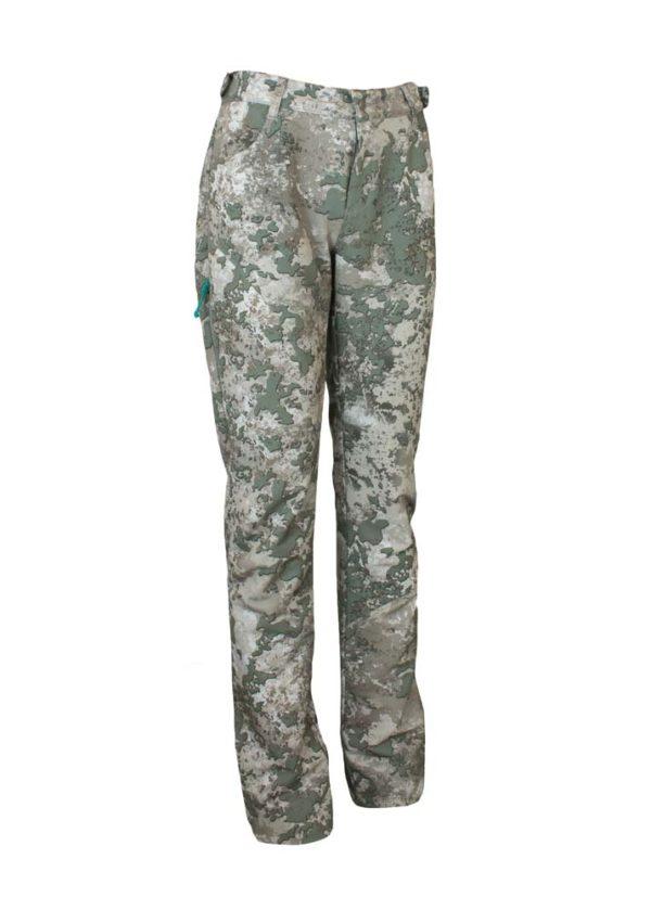 Aoraki Lightweight Pants in Shade by Girls with Guns