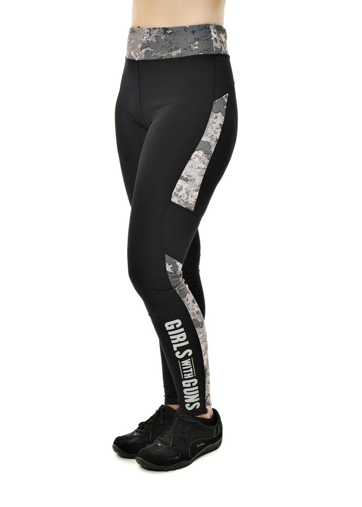 7fb337d9773a2 Athletic Pants | Shade - Girls With Guns