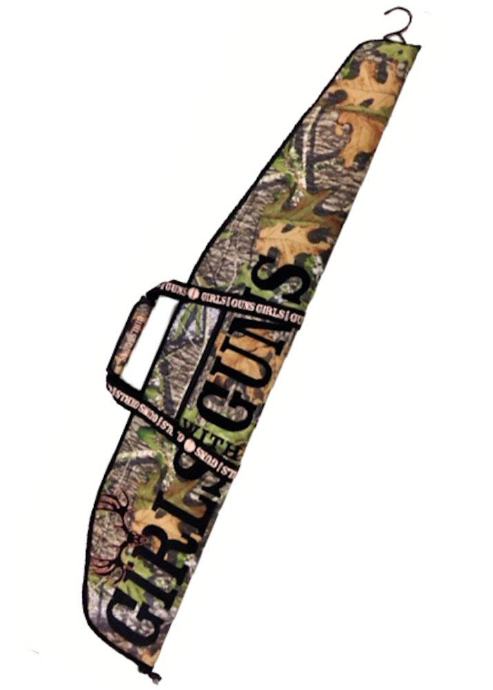 5e294f62a51 Mossy Oak Gun Bag - Girls With Guns