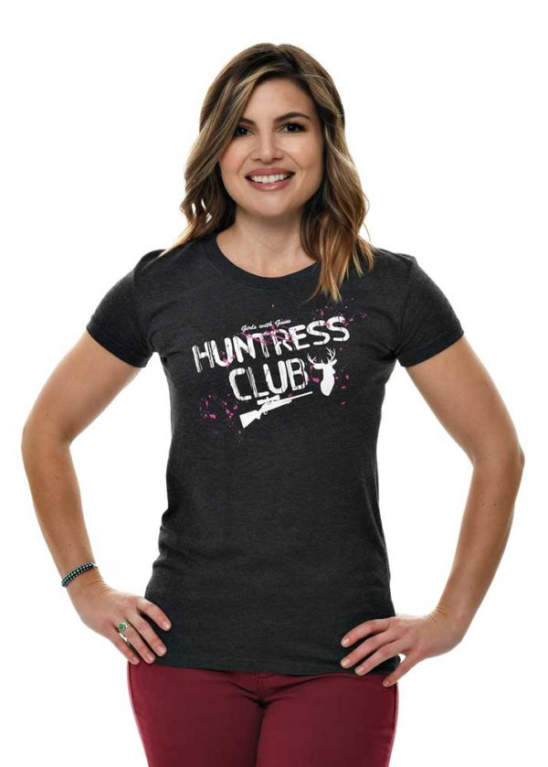 Huntress Club Tee