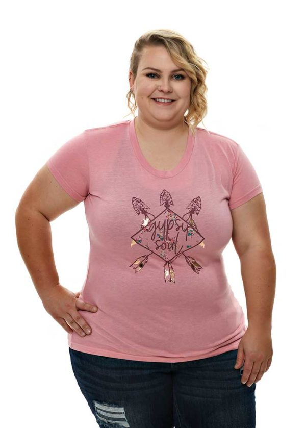 Gypsy Soul Tee Plus Size