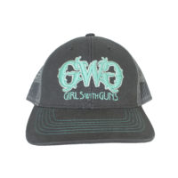 GWG Women's Trucker Hat - Mint To Be