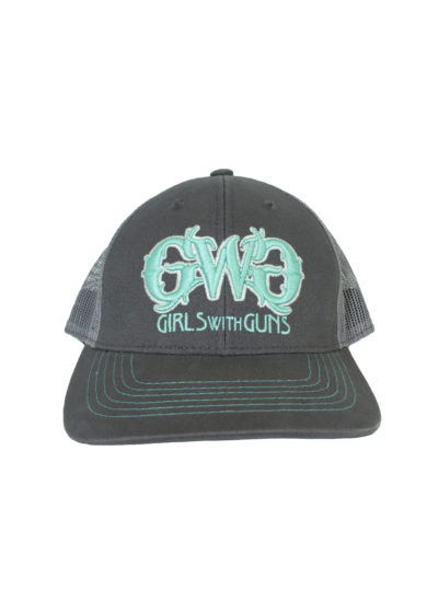 GWG Women's Trucker Hat - Mint To Be