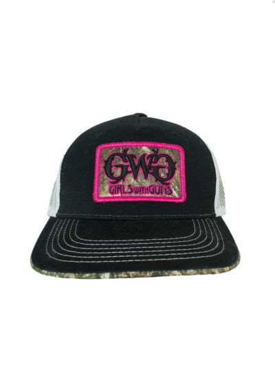 GWG Women's Trucker Hat - Patchwerk