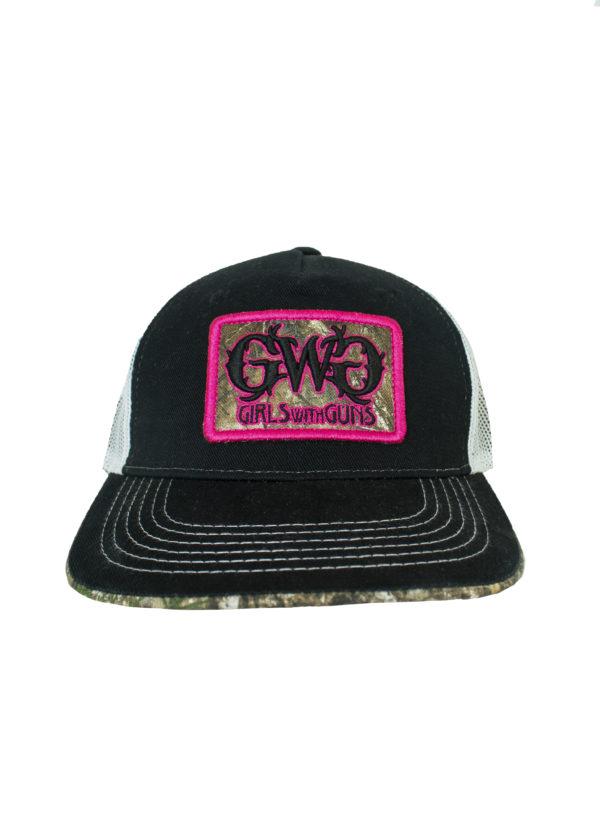 GWG Women's Trucker Hat - Patchwerk