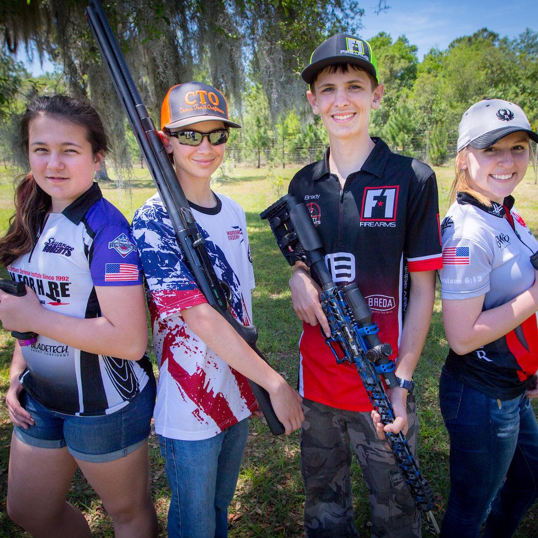 7617c3b3f50 TeamGWG s Beth Walker Trains To Be A Shooting Ambassador - Girls ...