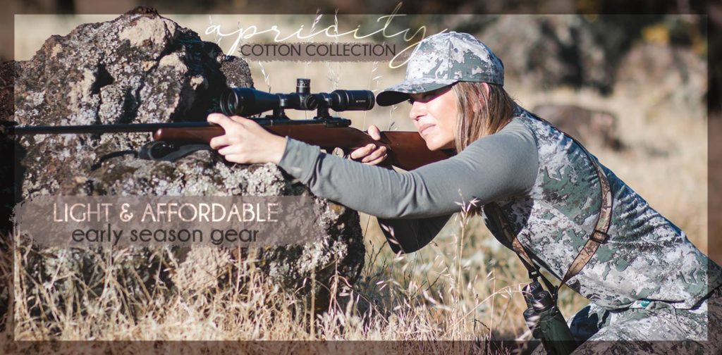 Apricity Early Season Hunting Collection for Women