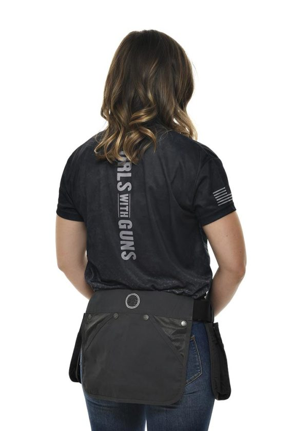 GWG Half-Vest for Range - Back View