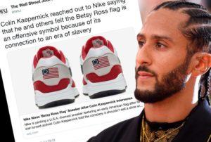 Colin Kaepernick Nike Shoe