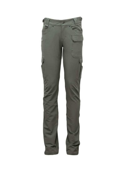 Carbine Range Pants in Castor Gray by Girls with Guns
