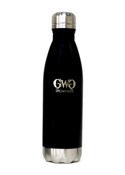 GWG Water Bottle - Black