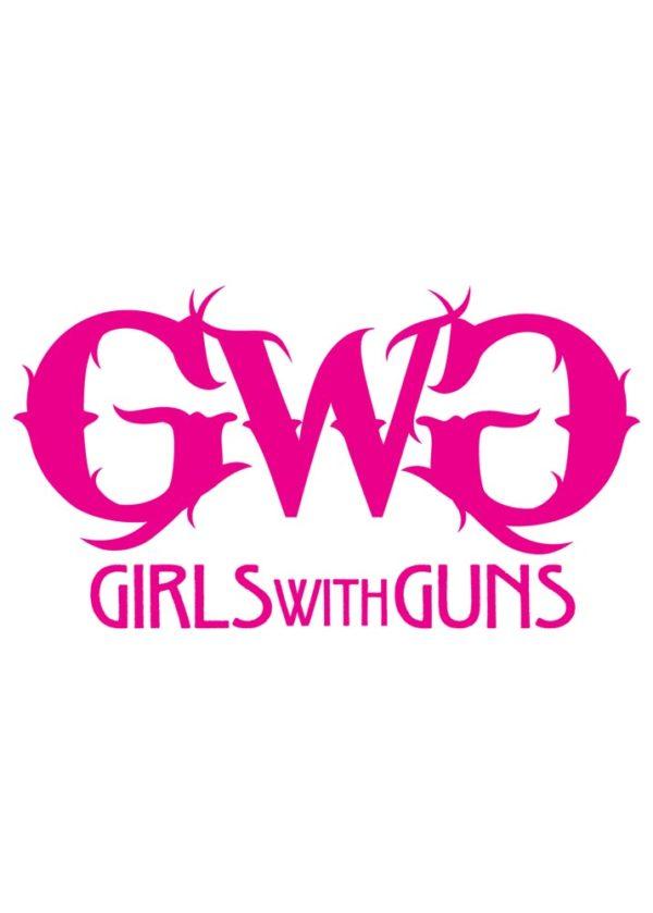GWG Classic Sticker - Pink