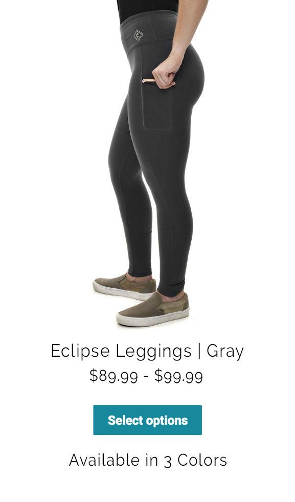 Concealed Casual Bundle - Eclipse Leggings