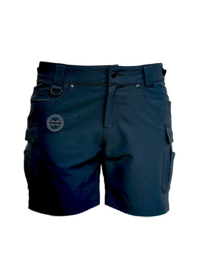 Carbine Shorts Front View- Ghost Image
