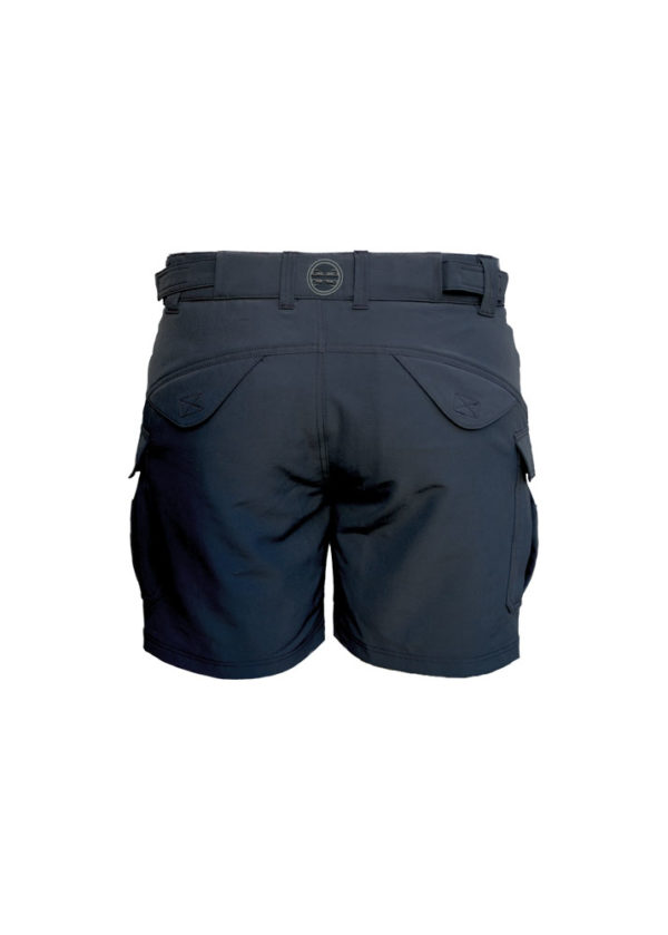 Carbine Shorts Ghost - Rear View