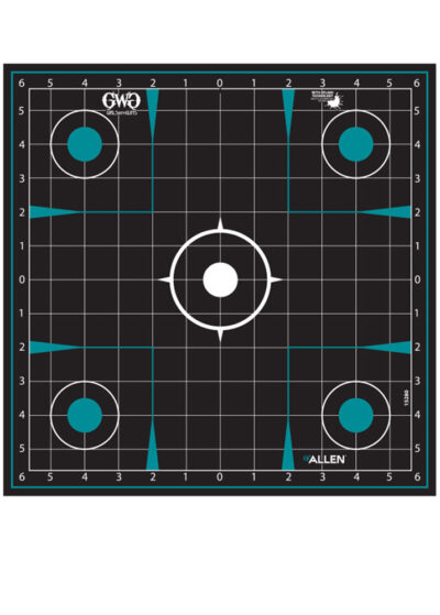 Sight Grid Target - 5 pack