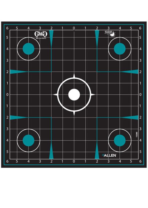 Sight Grid Target - 5 pack