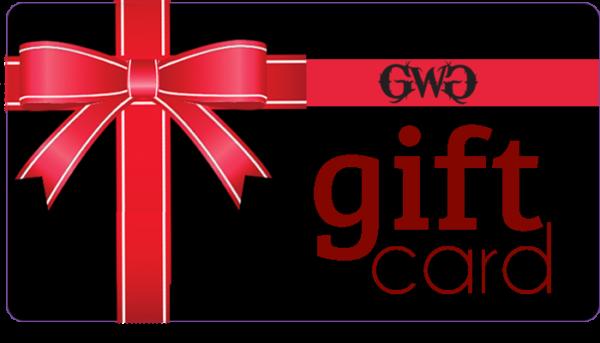 GWG Gift Card