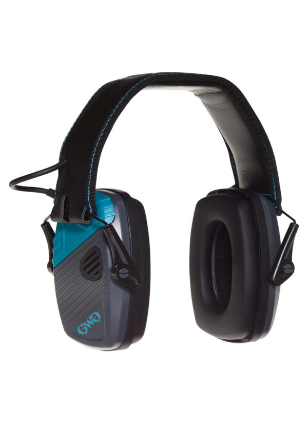 Shield Low-Profile Electronic Earmuffs