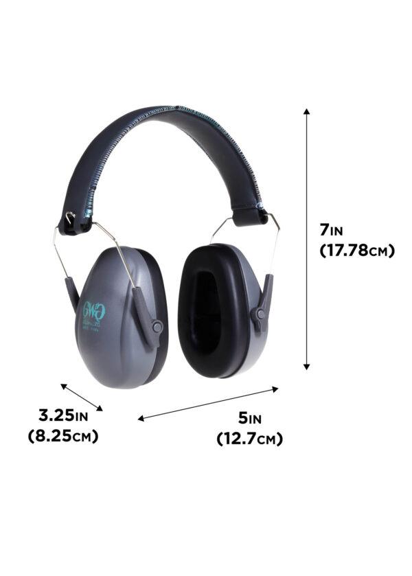 Assure Earmuff Combo - Callout
