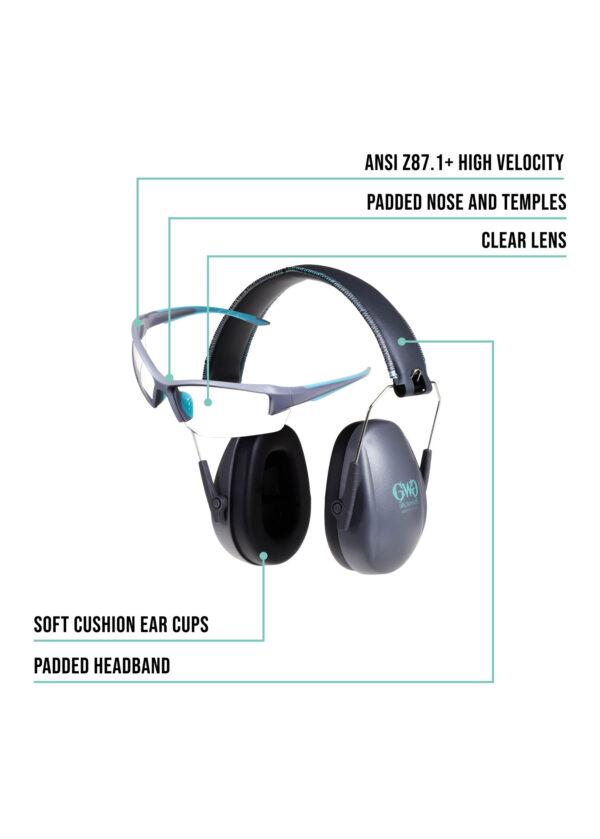 Assure Earmuff Combo - Callout Specs