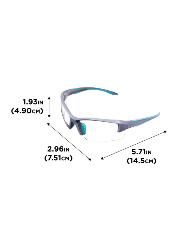 Assure Safety Glasses Specs - Callout