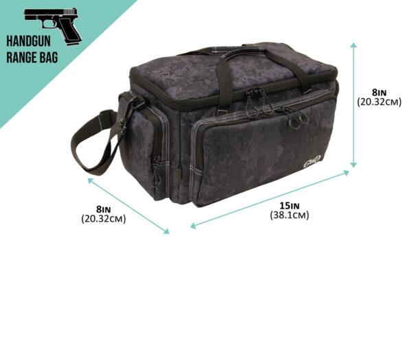 Midnight Range Bag - Dimensions