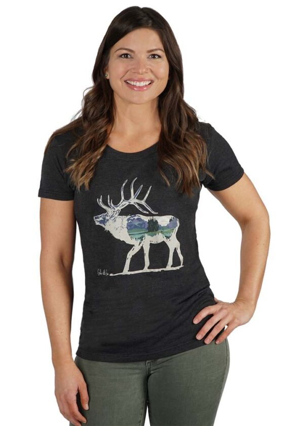 Bugling Tee by GWG Clothing