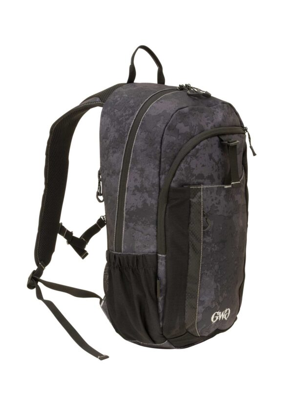 Deluxe Backpack - Midnight Collection Side View