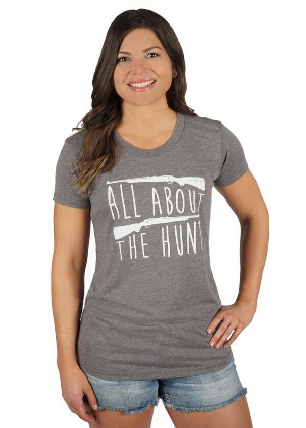 About the Hunt Tee by GWG Clothing
