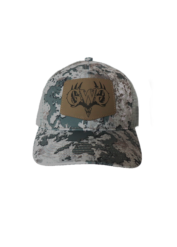 Buck Patch Hat - Front